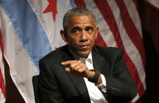 Immigrants being vilified in same way as Irish in US after Famine - Obama