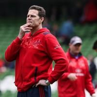 As you were: Erasmus happy to stick with same coaching team for next season
