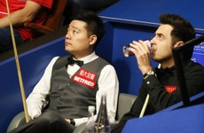 Ronnie loses first 3 frames of Ding quarter-final, but he's already started the comeback