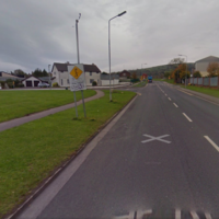 Four masked men attack man after ramming his car outside Dublin school yesterday morning