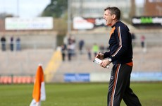 Kieran McGeeney banned for 12 weeks over incident with official - reports