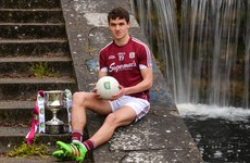 Being the son of a Galway football great, learning from Meehan and All-Ireland U21 hopes