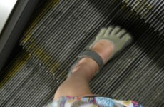 Six-year-old girl loses 'piece of her foot' in moving escalator