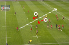 Analysis: 4 minutes that sum up Saracens' brilliance against Munster