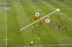 Analysis: 4 minutes that sum up Saracens' brilliance against Munster