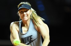 Sharapova returns to professional tennis today, 15 months after revealing positive drugs test