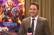 Chris Pratt has been having serious craic in all his press interviews this week