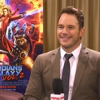 Chris Pratt has been having serious craic in all his press interviews this week