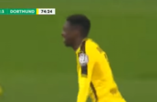 Watch: Dortmund's teenage prodigy stuns Bayern in cup semi