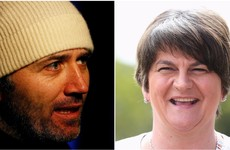 BBC apologises for Tommy Tiernan joke about Arlene Foster
