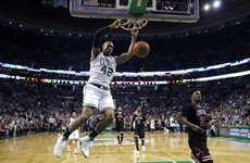 Top-seeded Celtics back from the brink as they take 3-2 lead against the Bulls
