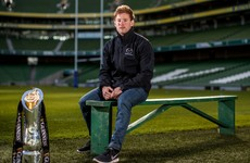Kieran Marmion explains how his Ireland and Connacht roles are different