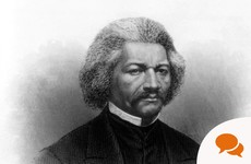 'In 1845, Douglass had dinner with the Lord Mayor. Today he'd be put in direct provision'