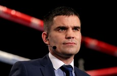 IABA unveil Bernard Dunne as new high performance director