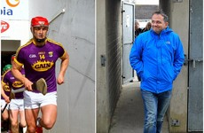'He's not allowed be part of training': Chin believes Davy Fitz will keep distance from Wexford camp