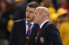 Former Wales and Lions lock Evans forced to retire at 32