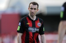 Calling it a day: Ollie Cahill retires from football