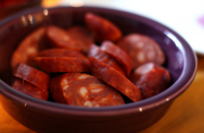People got really annoyed at how the word 'chorizo' was pronounced on Masterchef