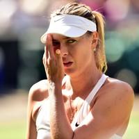 'I'm way above' Bouchard 'cheat' blast, says Sharapova