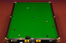 'It's there, it's close, it's very close... what a shot this is!' - Ken Doherty