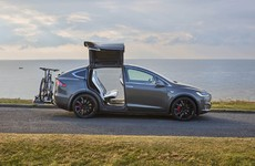 The Tesla Model X has finally arrived in Ireland. We took it for a drive.
