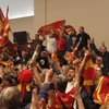Politicians attacked after Macedonia's parliament stormed by 100 protesters