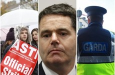 Paschal Donohoe is gearing up for a 'very demanding' public sector pay showdown