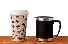 Poll: Do you own a reusable coffee/tea mug?