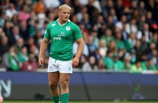 Ex-Ireland U20s prop Betts playing in Australia but will return to Leicester