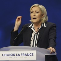 Trouble for Le Pen as her replacement steps aside amid allegations of Holocaust denial