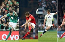 Sexton, Farrell, Halfpenny or Biggar - who should kick for the Lions?