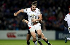 McCloskey starts as Ulster face make or break trip to Ospreys