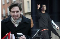 Drake and Simon Harris were born one week apart - here's how their lives have panned out so far