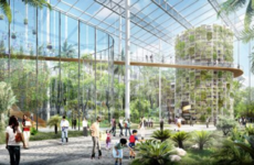 Shanghai is building a massive agricultural district with a vertical farm