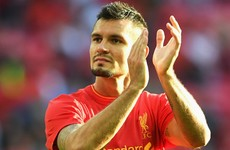 Dejan Lovren has signed a four-year deal at Liverpool worth close to €120k a week