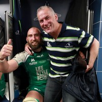 Connacht legend Eric Elwood succeeds Carolan as academy manager