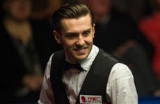 Watch: Mark Selby hits two of the best shots you'll see in thrilling semi with Ding