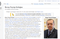 Turkey has blocked access to Wikipedia