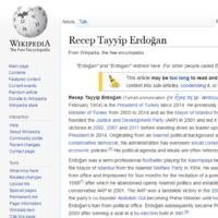Turkey has blocked access to Wikipedia