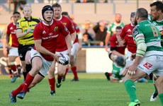 Munster cruise to 20-point win in Italy to secure Pro12 home semi-final