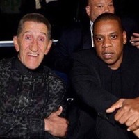 The whole internet was convinced Jay Z was out with one of the Chuckle Brothers last night