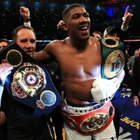 Joshua says there's more to come as he eyes Fury after Wembley classic