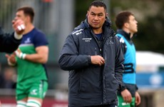 Connacht efforts leave Lam disappointed in Sportsground farewell