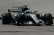 Flying Finn Bottas holds off late Vettel surge to claim first F1 win