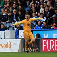 Aiden McGeady's brilliant season recognised with Preston's player of the year award