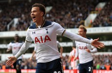 Spurs beat Arsenal to guarantee first finish above Gunners in 22 years