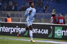 Balde brace ruins Francesco Totti's final Rome derby
