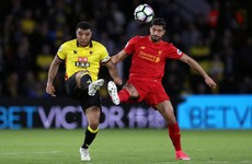 As it happened: Watford v Liverpool, Premier League