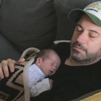 'It's a very terrifying thing': Jimmy Kimmel opens up about newborn son's heart surgery