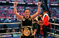 It's Stateside next for Katie Taylor before a planned world title fight in Dublin